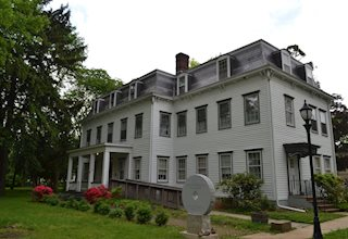 Vermeule Mansion (Van Derventer/Brunson House)