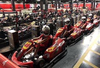 Autobahn Indoor Speedway - Field Trips