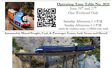 Garden State Model Railway Show