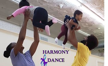 Free Move With Me class at Harmony Dance Center
