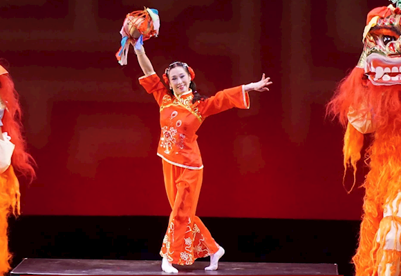 Nai-Ni Chen Dance Company announces Year of the Golden Ox in Celebration of the Chinese Lunar New Year Online