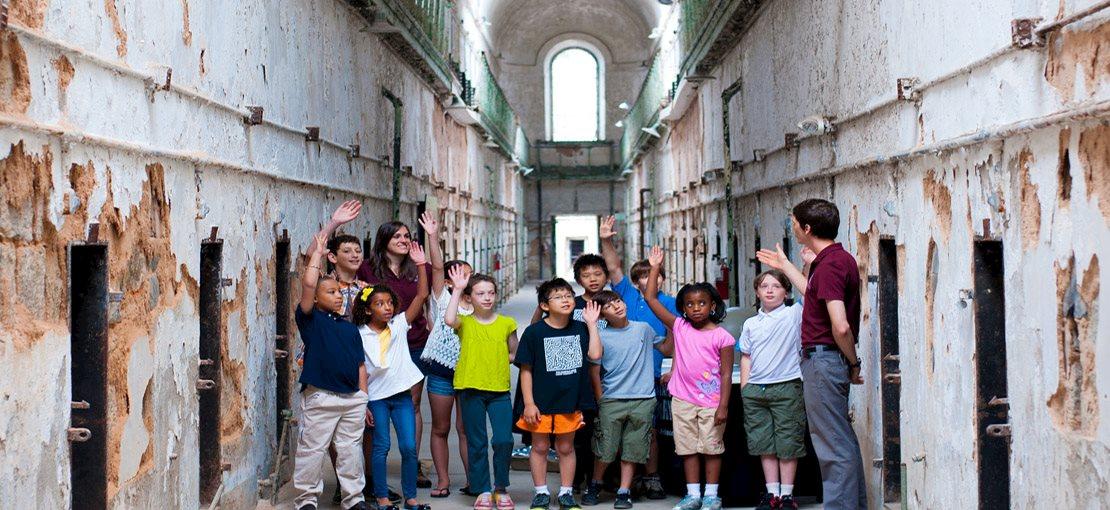 Eastern State Penitentiary - School Field Trips & Tours