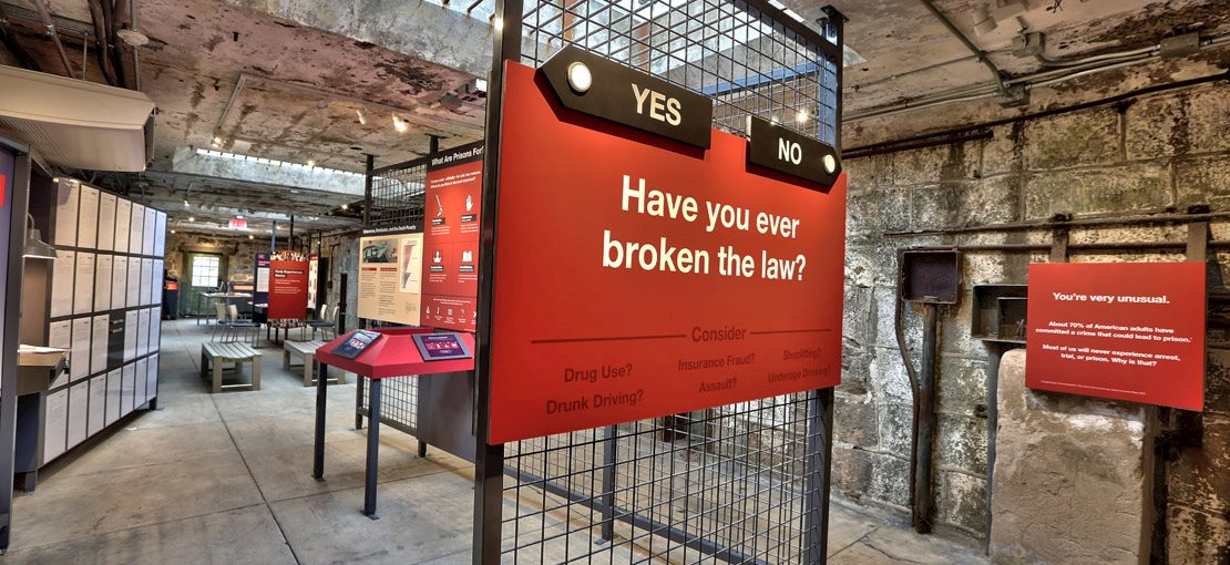 Eastern State Penitentiary - Hands on History & Exhibits
