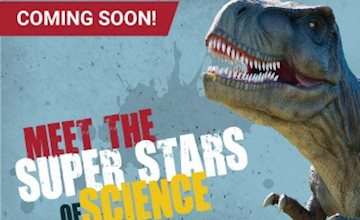Super Stars of Science at Field Station: Dinosaurs