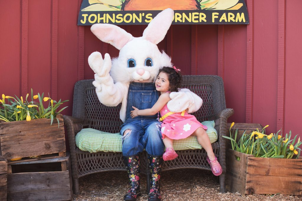 Egg Hunt Hayrides at Johnson's Farm