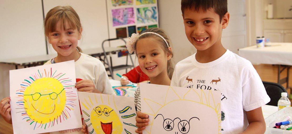Children/Teen Art Classes