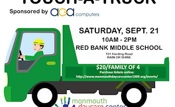 Touch A Truck at Red Bank Middle School
