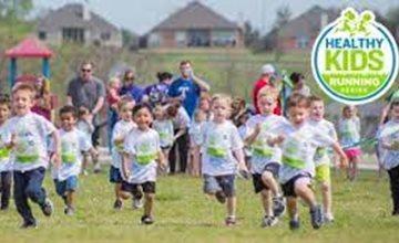 Healthy Kids Running Series-Hammonton