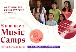 Westminster Conservatory Summer Camp