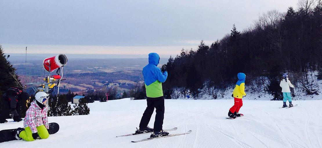 Hit the slopes with your family for some winter adventure fun!