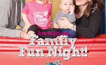 Family Fun Night at My Gym New Providence