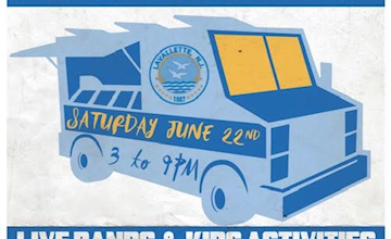 Lavallette Business Association presents: Kickoff to Summer Food Truck Festival