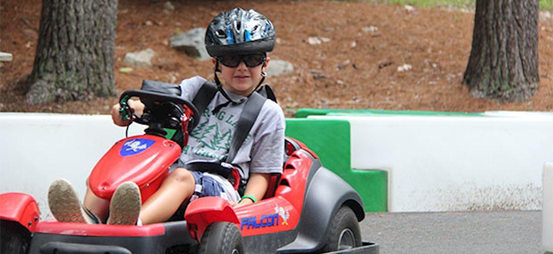 GaGa Go Karts, Gymnastics, Hockey, Horseback Riding, Kick Ball and  Lacrosse