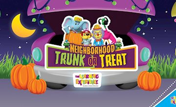 TLE Voorhees Trunk or Treat at The Learning Experience Voorhees