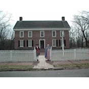 Old Dutch Parsonage & Wallace House