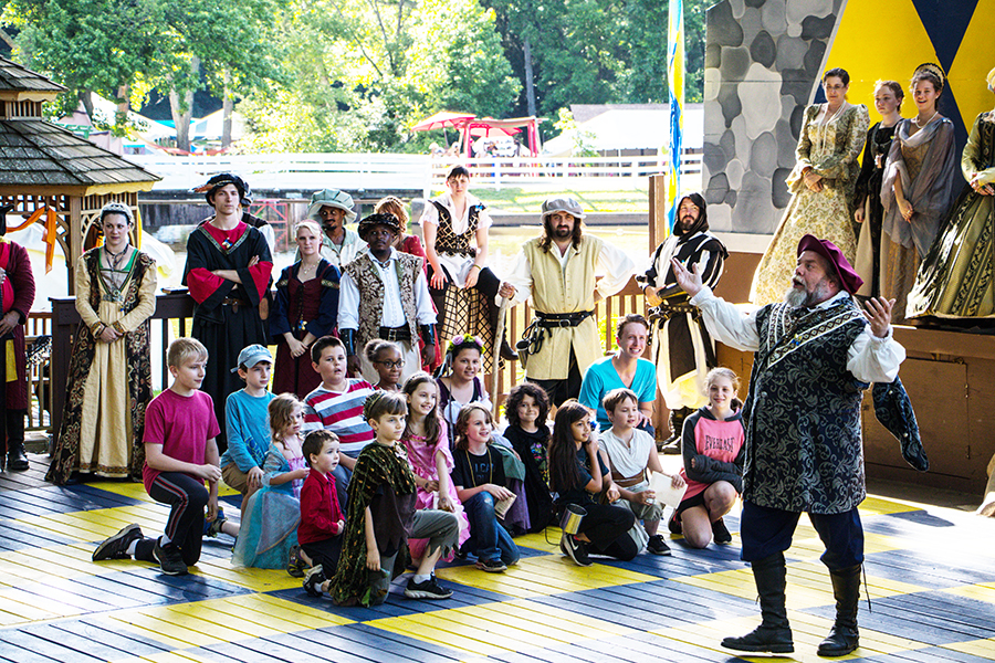 The New Jersey Renaissance Faire