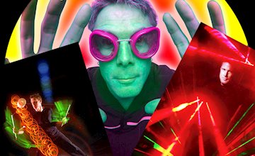 MARK NIZER 4D…the only live 4D show in the world! at SOPAC