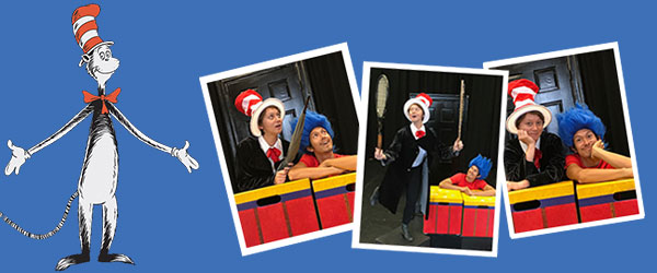 Dr. Seuss's The Cat in the Hat at SOPAC