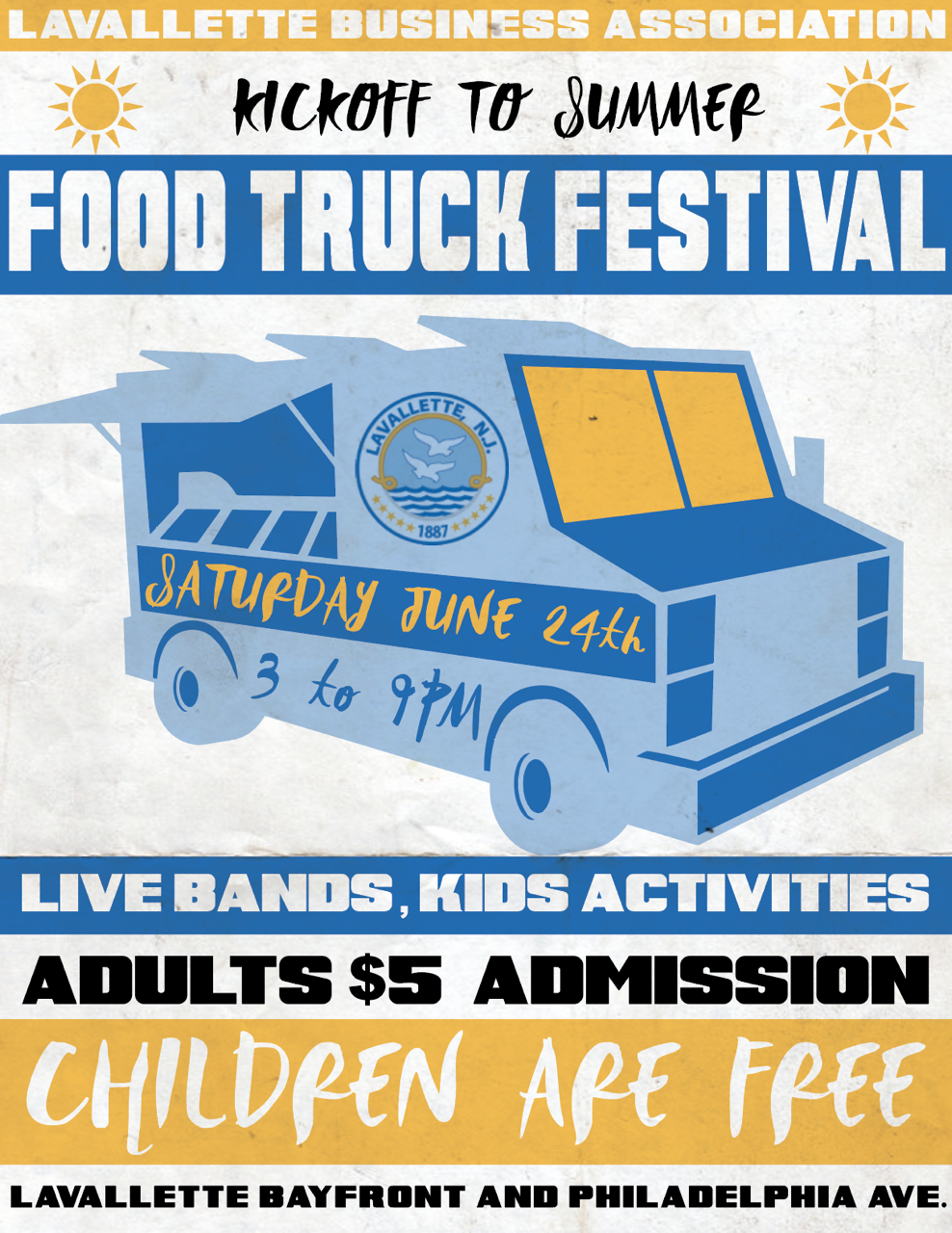 Kickoff to Summer Food Truck Festival