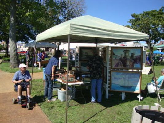 Art in the Park in Toms River