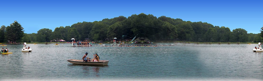 Tomahawk Lake Waterpark