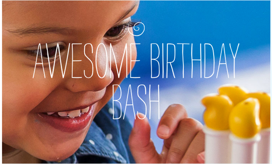 Little Gym of Montclair:  Awesome Birthday Bash