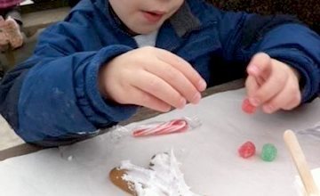 Read & Explore: Gingerbread Man at Terhune Orchards
