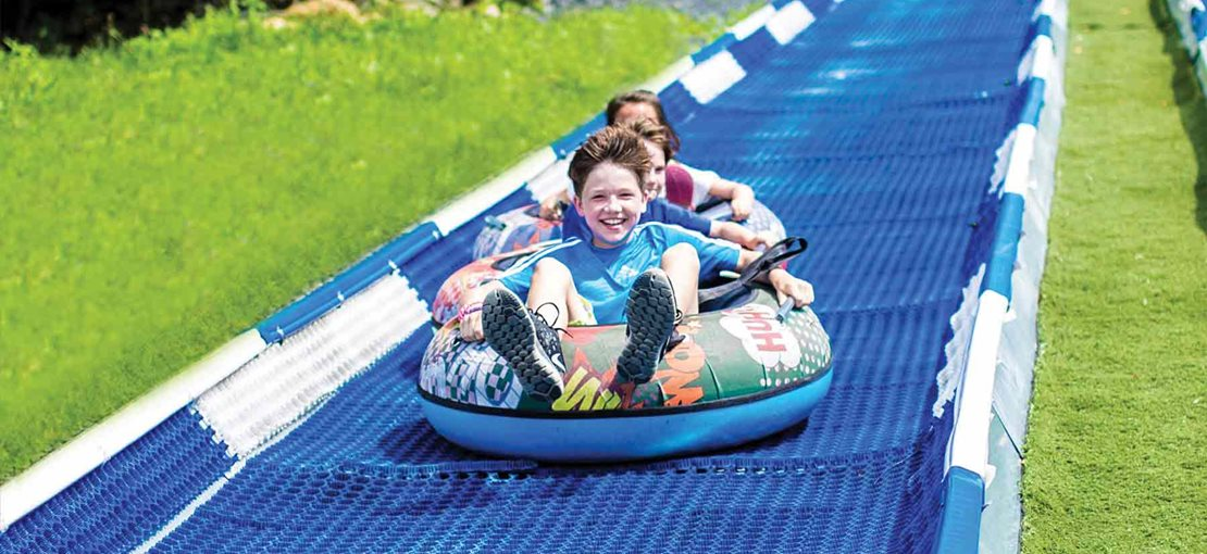 BIGGER-BETTER-FASTER Mountain Tubing