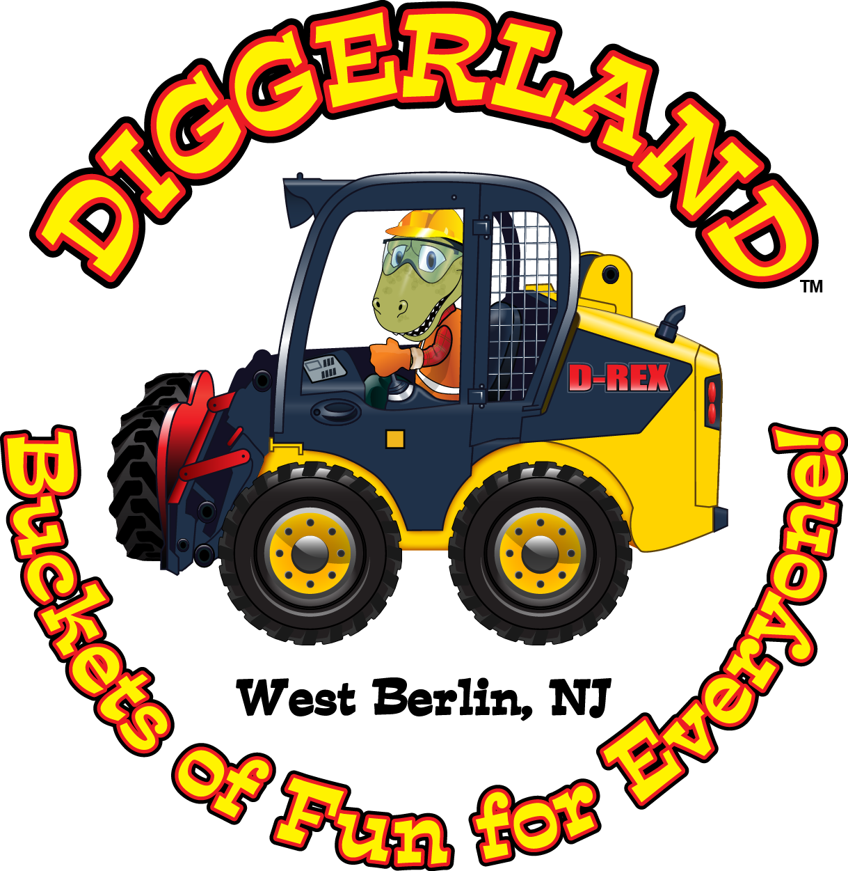 Diggerland - Birthday Party