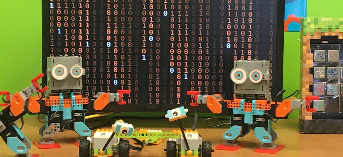 Binary & Bots