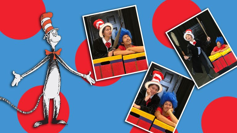 The Cat in the Hat at SOPAC