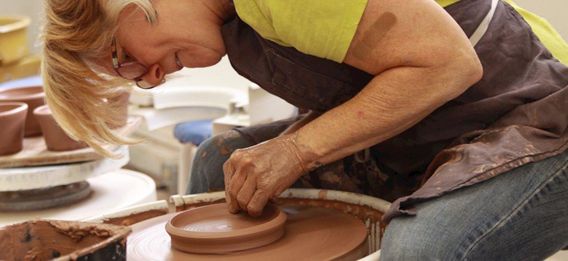 Adult Ceramics Classes
