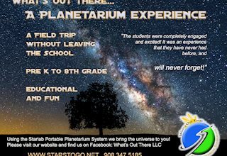 What's Out There... a Planetarium Experience