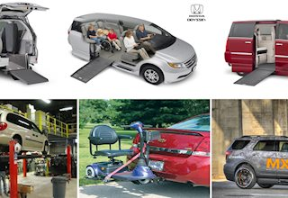 Drive Master Mobility - Wheelchair Accesible Vans