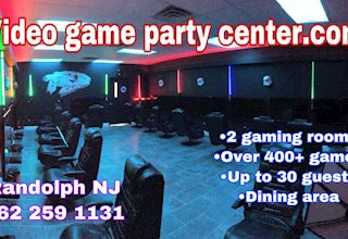 Video Game Party Center - Birthday Parties in Randolph NJ