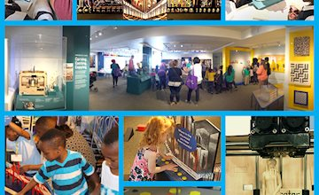 MakerSpace Drop-In Programs at the Newark Museum