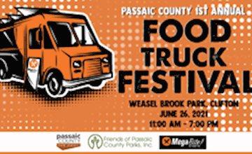 Passaic County Food Truck Fest