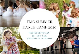EMG Dance Studios Summer Camp