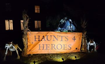 Haunts For Heroes 2021-S&J Stable-Franklinville