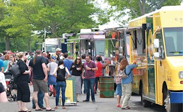 FOOD TRUCKTEMBERFEST at Monmouth Park