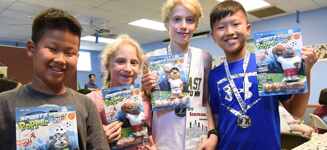 International Chess Academy - Awards & Prizes