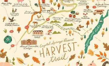Harvest Trail-Crystal Springs Resort-Hamburg