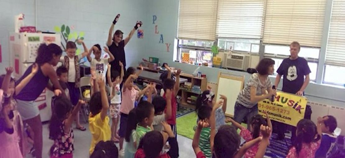 Enrichment programs such as Kidz Musik enhance our curriculum!