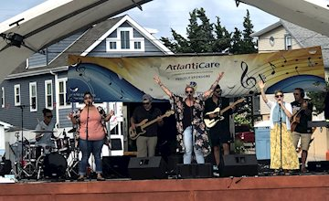 Somers Point 'Connection Thursdays: Get Plugged In' Contemporary Christian Concerts on the Beach Series