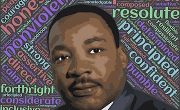 Martin Luther King Jr. Day – Vacation Workshop at the Morris Museum