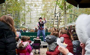 Le Carrousel Magique at Bryant Park