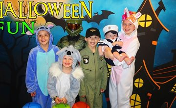 Howl-O-Ween-Great Wolf Lodge-Pocono Mountains