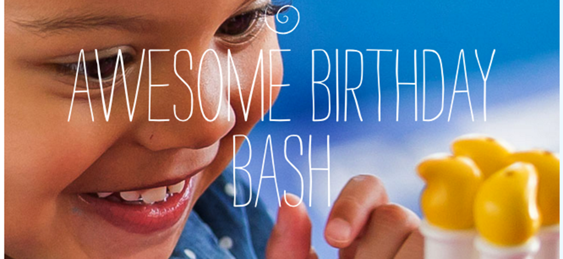 The Little Gym of Wayne:  Awesome Birthday Bash