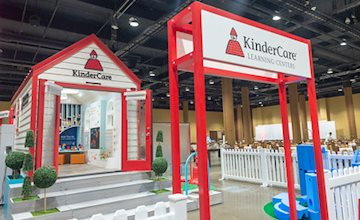 KinderCare's Tiny Schoolhouse