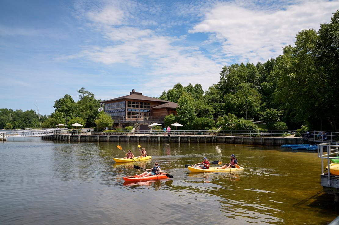 Experience fun adventures with the Monmouth County Park System